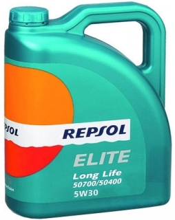 Ulei repsol Elite Long Life 50700 / 50400 5W30