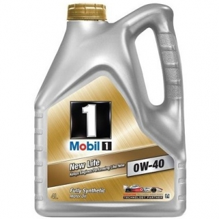 Ulei MOBIL 1 NEW LIFE 0W40