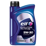 Ulei Elf EVOLUTION FULL-TECH  FE 5W-30. - eMagazie - Ulei motor pentru JEEP Grand Cherokee III (WH)